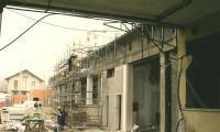 posa a parete lamiera ondulata in alluminio / tetto e rivestimento imbottito con pannelli in Alucobond